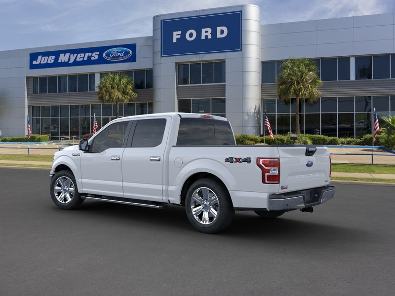 2020 Ford F-150 SuperCrew Cab 4x4, Pickup #LKF15329 - photo 2