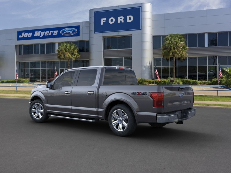 2020 Ford F-150 SuperCrew Cab 4x4, Pickup #LKF15333 - photo 2