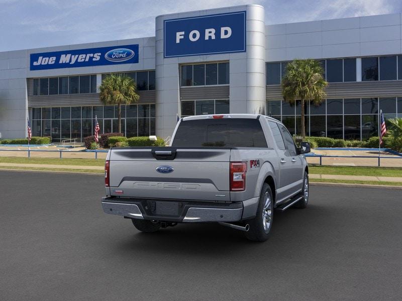 2020 Ford F-150 SuperCrew Cab 4x4, Pickup #LKF25888 - photo 8