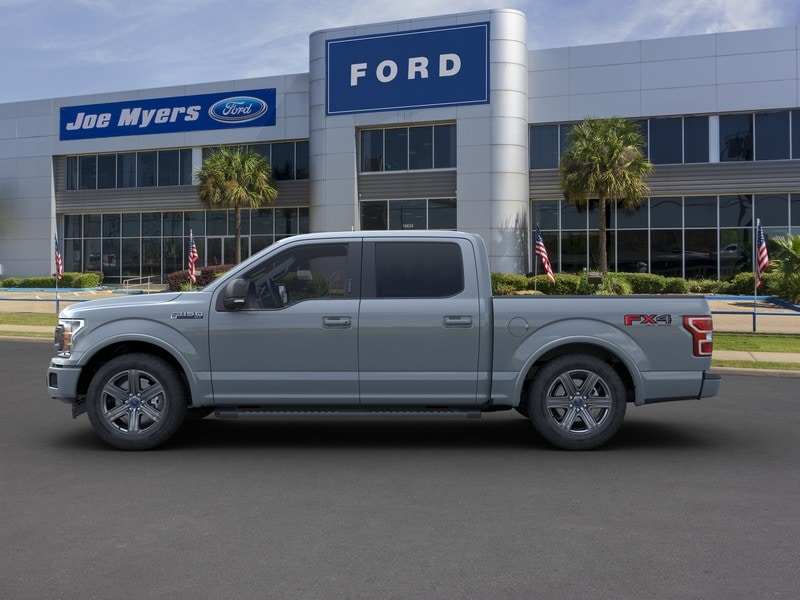 2020 Ford F-150 SuperCrew Cab 4x4, Pickup #LKF25893 - photo 9