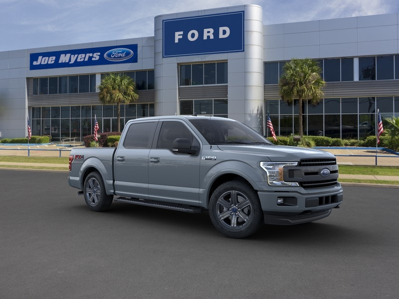 2020 Ford F-150 SuperCrew Cab 4x4, Pickup #LKF25893 - photo 12