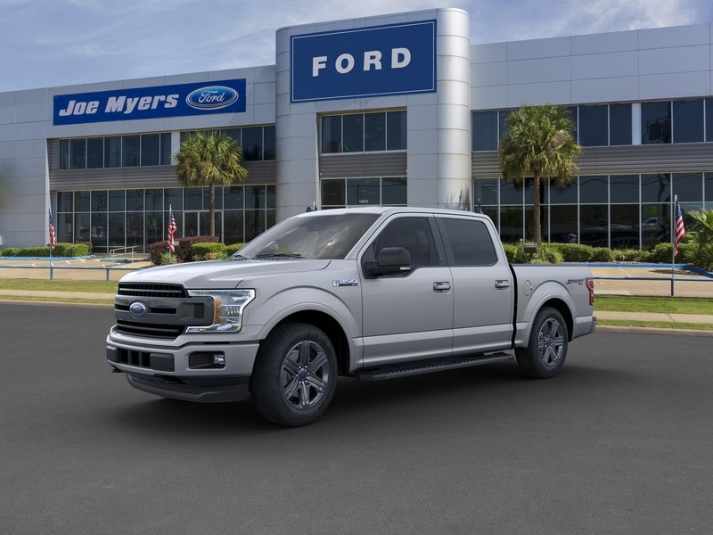 2020 Ford F-150 SuperCrew Cab 4x4, Pickup #LKF25894 - photo 1
