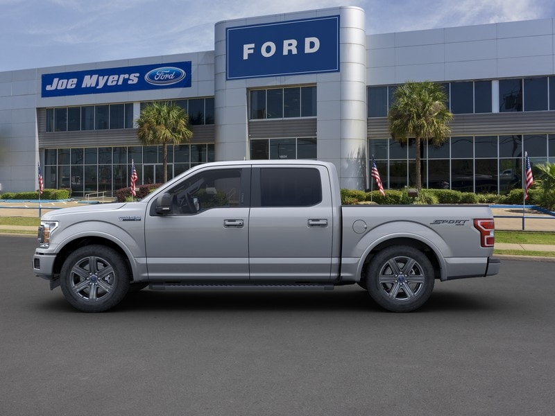 2020 Ford F-150 SuperCrew Cab 4x4, Pickup #LKF25894 - photo 9
