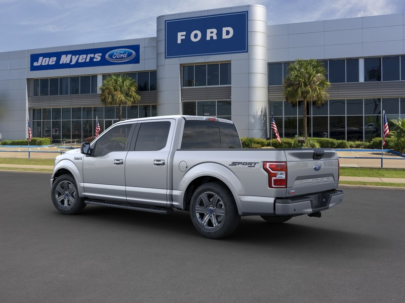 2020 Ford F-150 SuperCrew Cab 4x4, Pickup #LKF25894 - photo 2