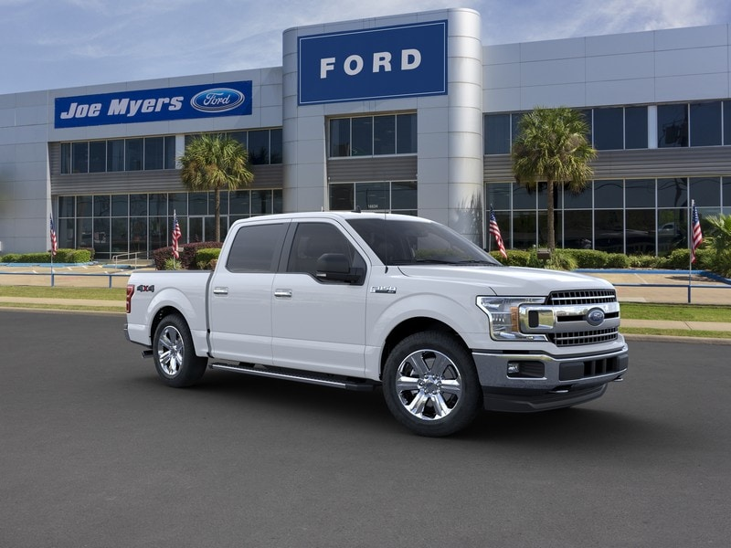 2020 Ford F-150 SuperCrew Cab 4x4, Pickup #LKF25896 - photo 10