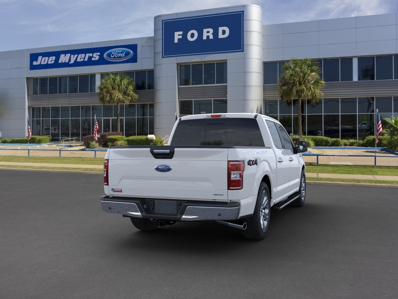 2020 Ford F-150 SuperCrew Cab 4x4, Pickup #LKF25896 - photo 11