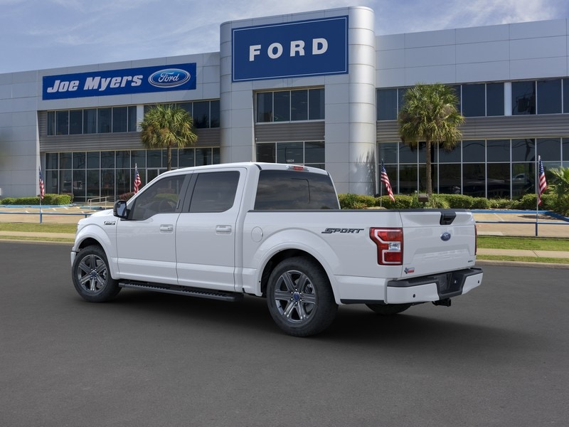 2020 Ford F-150 SuperCrew Cab 4x2, Pickup #LKF3671 - photo 4