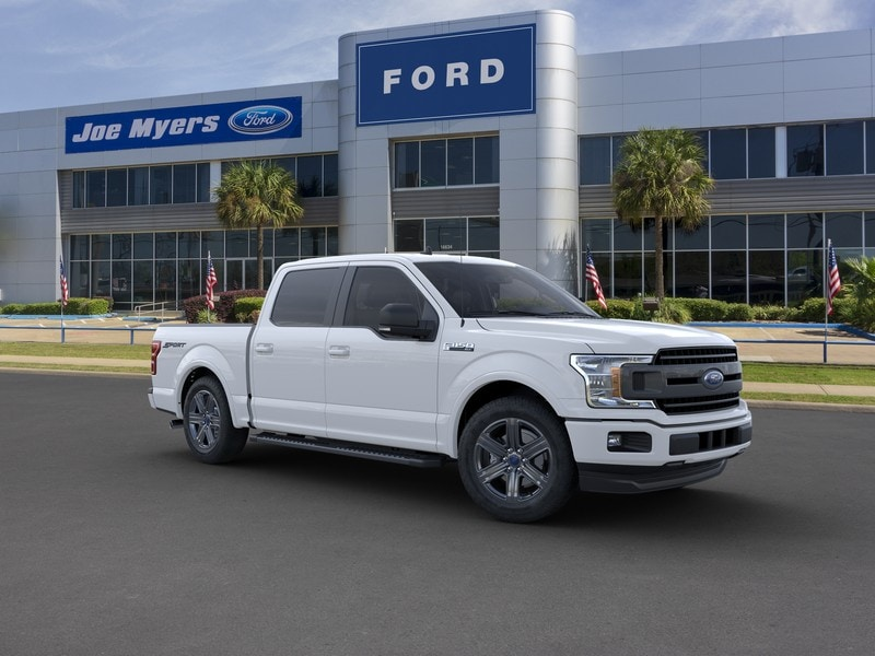 2020 Ford F-150 SuperCrew Cab 4x2, Pickup #LKF3671 - photo 7