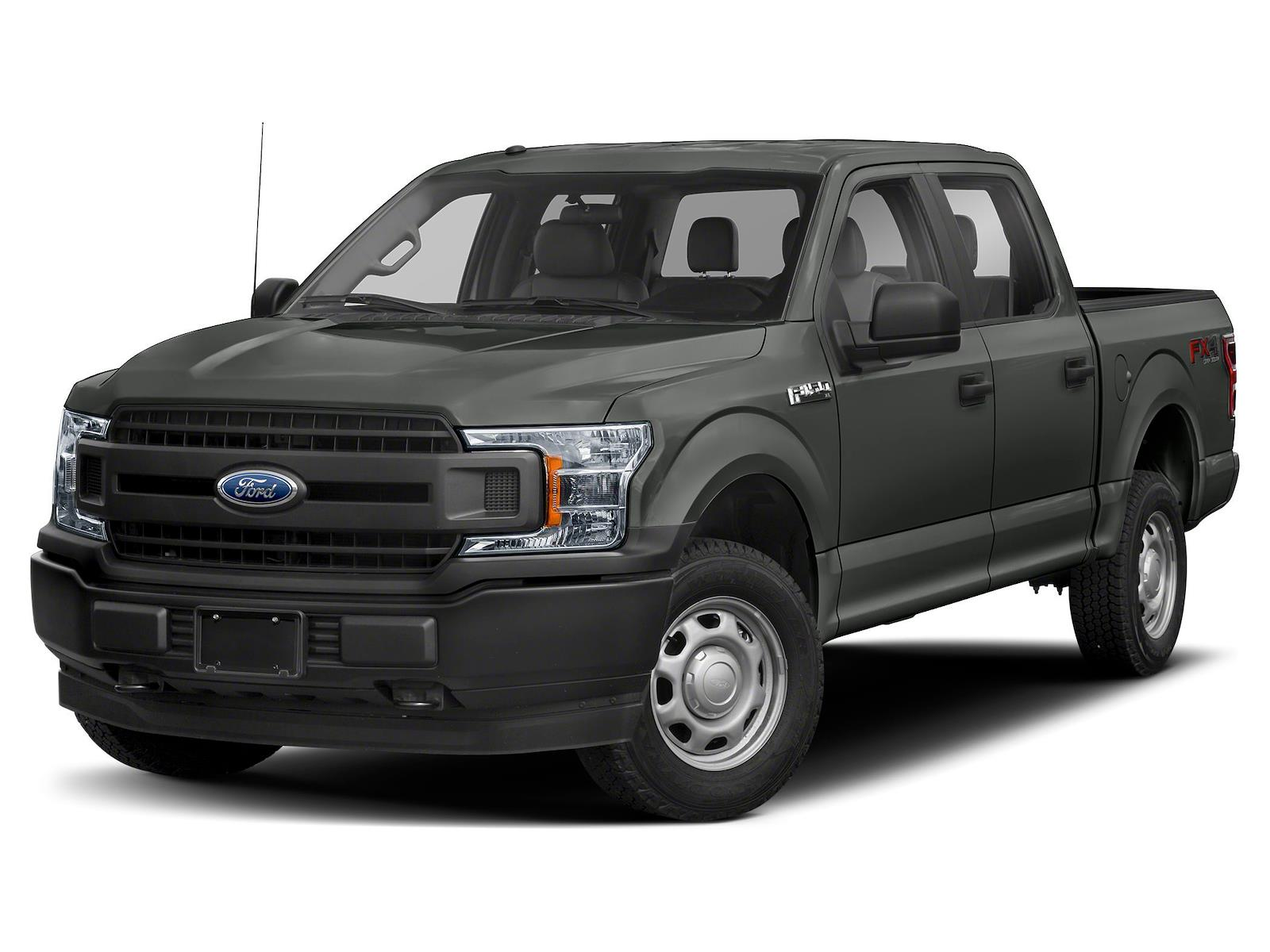 2020 Ford F-150 SuperCrew Cab 4x2, Pickup #LKF36746 - photo 1