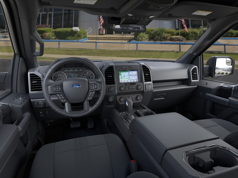 2020 Ford F-150 SuperCrew Cab 4x2, Pickup #LKF36752 - photo 9