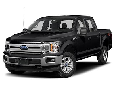 2020 Ford F-150 SuperCrew Cab 4x2, Pickup #LKF36757 - photo 1