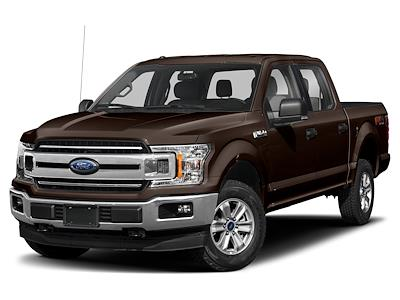 2020 Ford F-150 SuperCrew Cab 4x2, Pickup #LKF36758 - photo 1