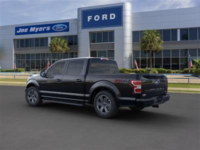 2020 Ford F-150 SuperCrew Cab 4x4, Pickup #LKF36764 - photo 2