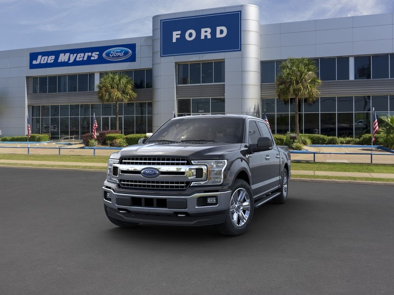 2020 Ford F-150 SuperCrew Cab 4x4, Pickup #LKF36767 - photo 1