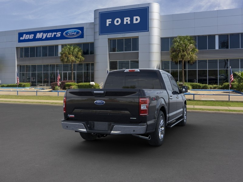 2020 Ford F-150 SuperCrew Cab 4x4, Pickup #LKF36767 - photo 8