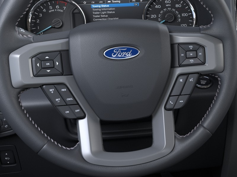 2020 Ford F-150 SuperCrew Cab 4x4, Pickup #LKF36769 - photo 3