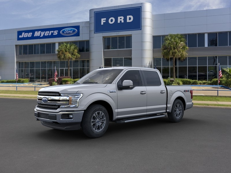 2020 Ford F-150 SuperCrew Cab 4x4, Pickup #LKF36769 - photo 1
