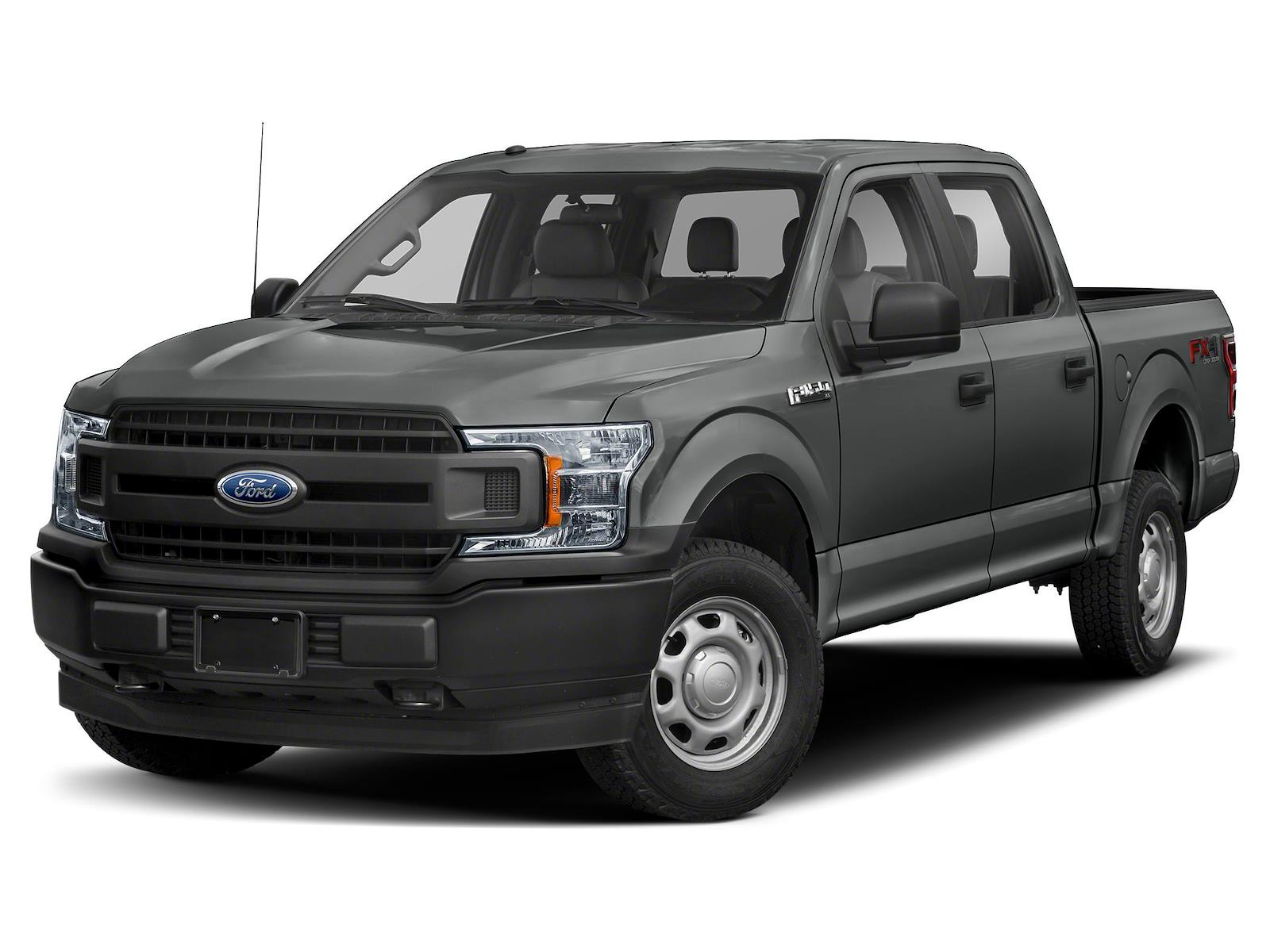 2020 Ford F-150 SuperCrew Cab 4x2, Pickup #LKF46155 - photo 1