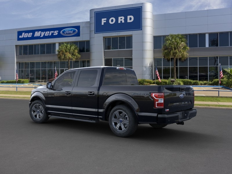 2020 Ford F-150 SuperCrew Cab 4x2, Pickup #LKF46164 - photo 2