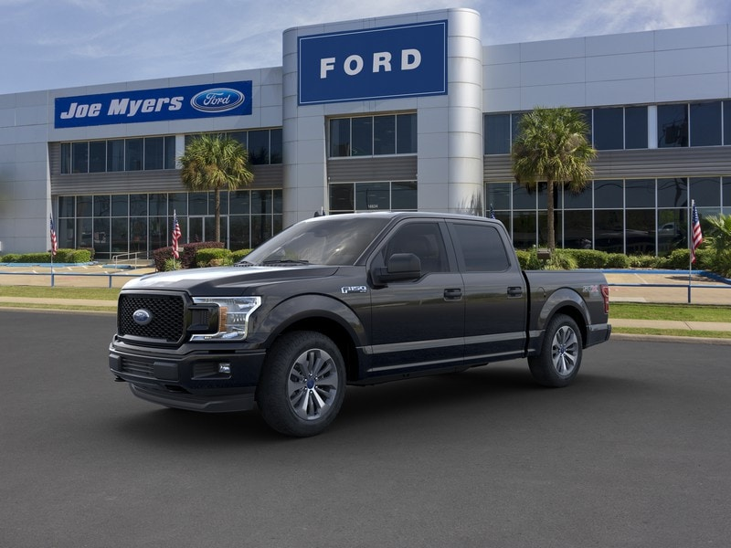 2020 Ford F-150 SuperCrew Cab 4x4, Pickup #LKF46165 - photo 1