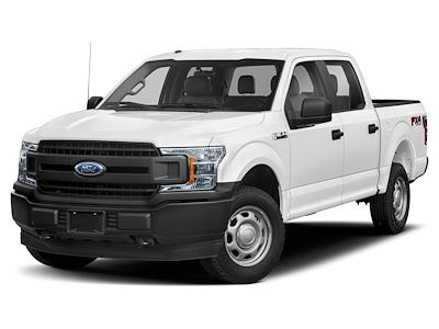 2020 Ford F-150 SuperCrew Cab 4x2, Pickup #LKF53664 - photo 1