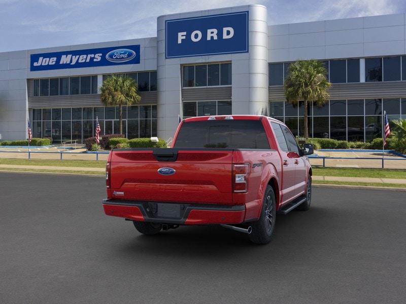 2020 Ford F-150 SuperCrew Cab 4x2, Pickup #LKF53670 - photo 13