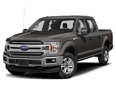 2020 Ford F-150 SuperCrew Cab 4x2, Pickup #LKF53671 - photo 1