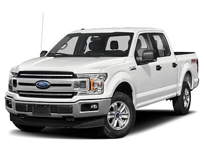 2020 Ford F-150 SuperCrew Cab 4x2, Pickup #LKF53677 - photo 1