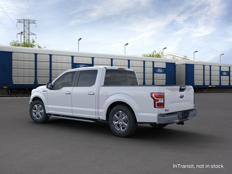 2020 Ford F-150 SuperCrew Cab 4x2, Pickup #LKF53685 - photo 2