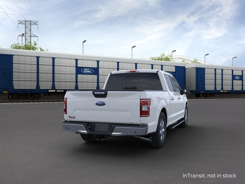 2020 Ford F-150 SuperCrew Cab 4x2, Pickup #LKF53685 - photo 8