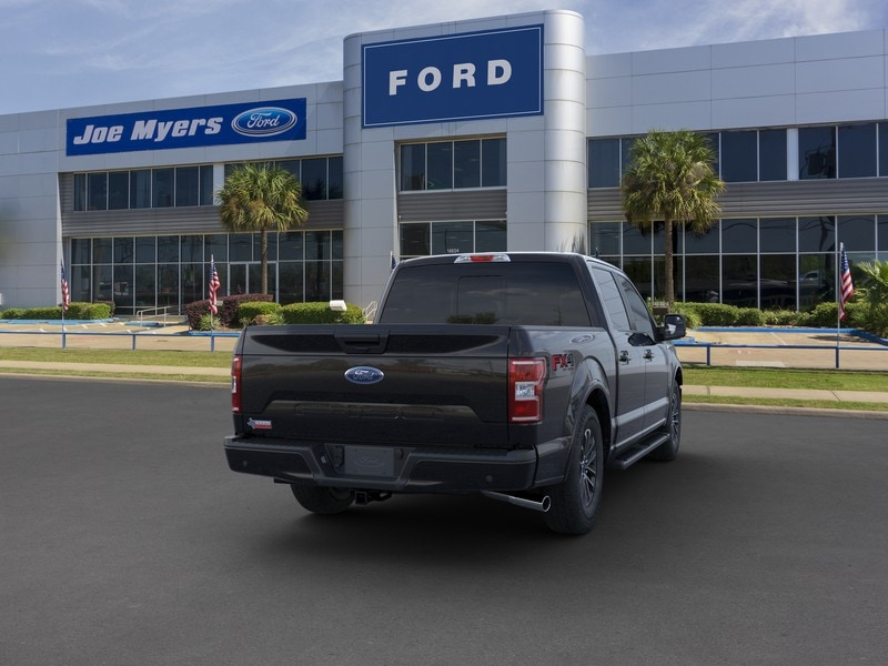 2020 Ford F-150 SuperCrew Cab 4x4, Pickup #LKF53686 - photo 13