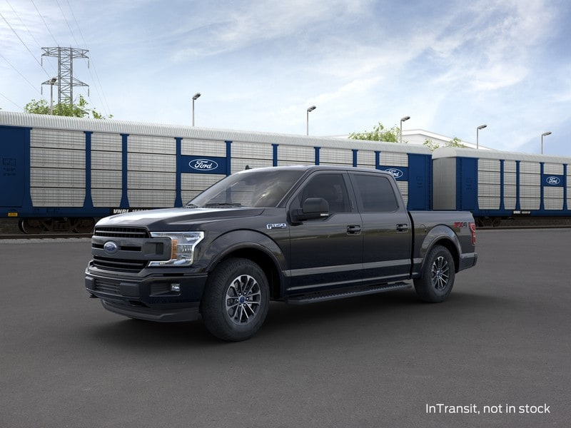 2020 Ford F-150 SuperCrew Cab 4x4, Pickup #LKF53688 - photo 1