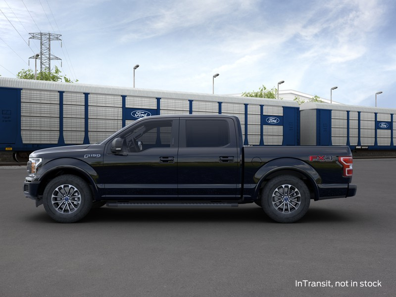 2020 Ford F-150 SuperCrew Cab 4x4, Pickup #LKF53688 - photo 4