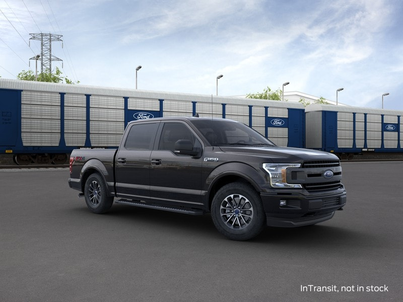 2020 Ford F-150 SuperCrew Cab 4x4, Pickup #LKF53688 - photo 7