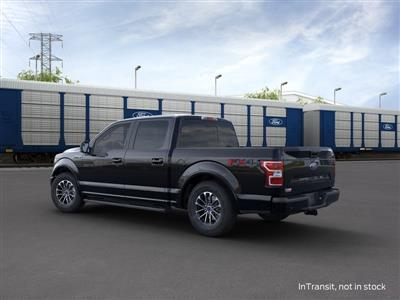 2020 Ford F-150 SuperCrew Cab 4x4, Pickup #LKF53688 - photo 2