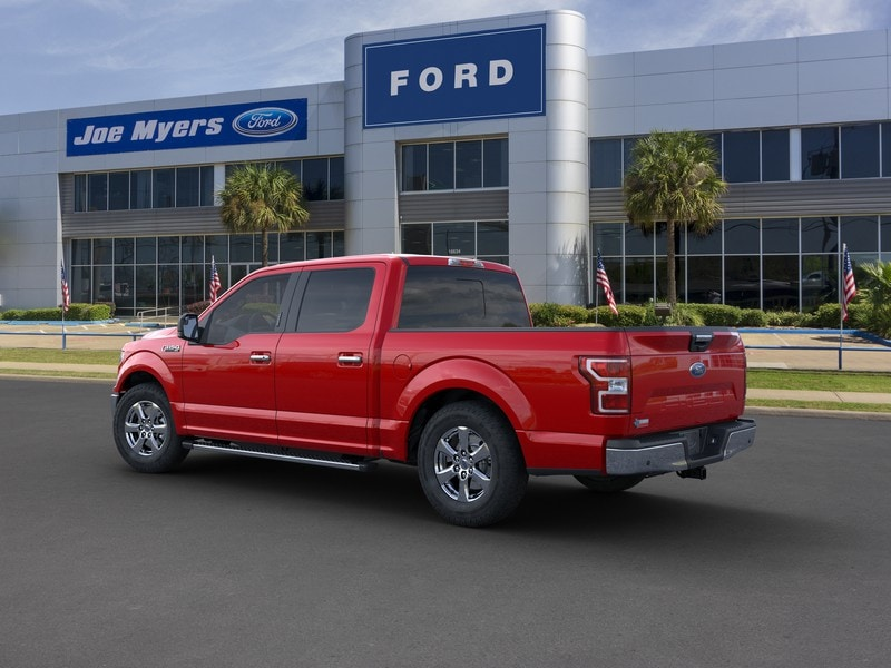 2020 Ford F-150 SuperCrew Cab 4x2, Pickup #LKF57437 - photo 2