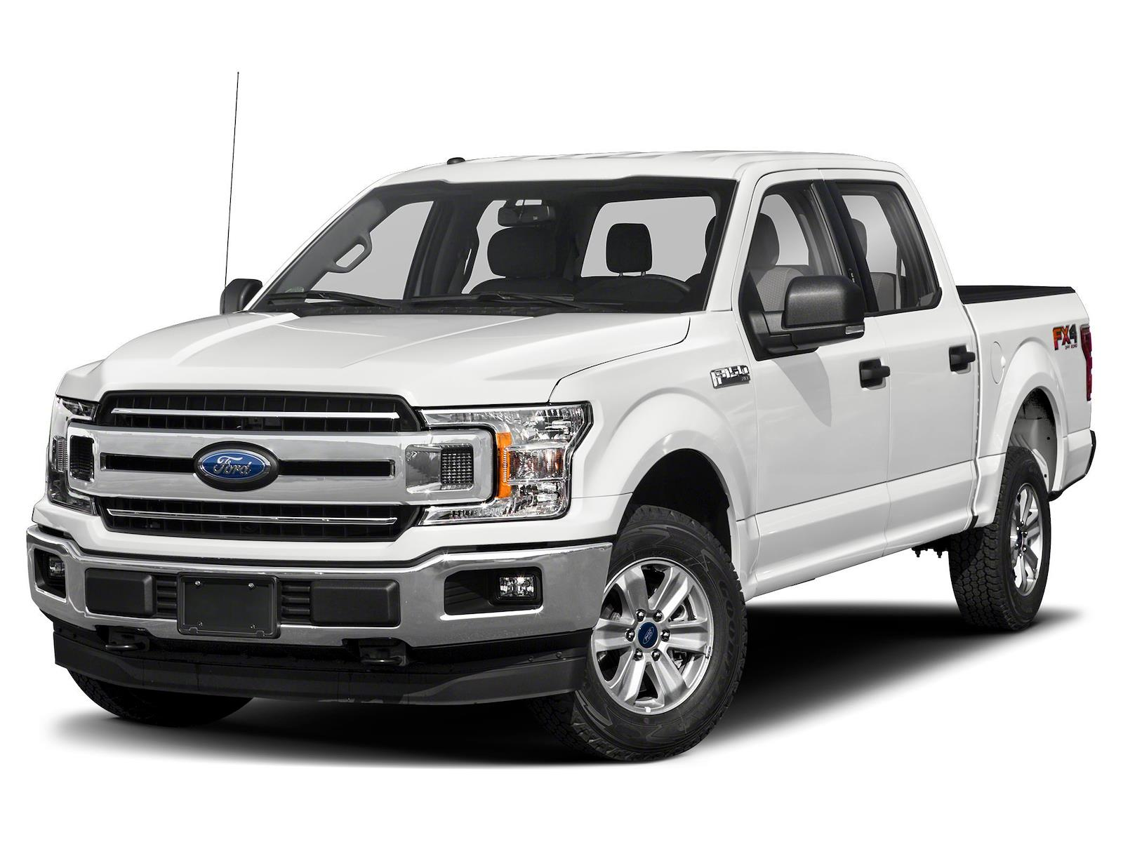 2020 Ford F-150 SuperCrew Cab 4x2, Pickup #LKF57444 - photo 1