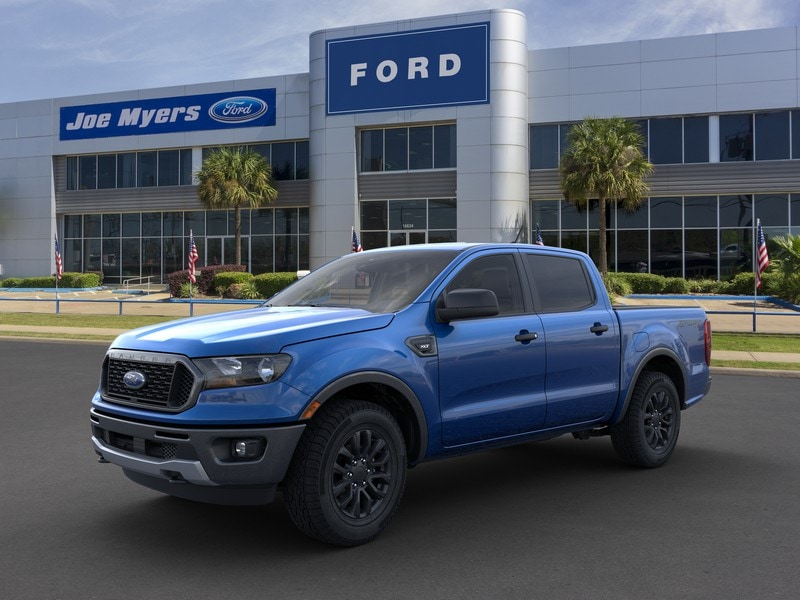 2020 Ford Ranger SuperCrew Cab 4x4, Pickup #LLA61314 - photo 1