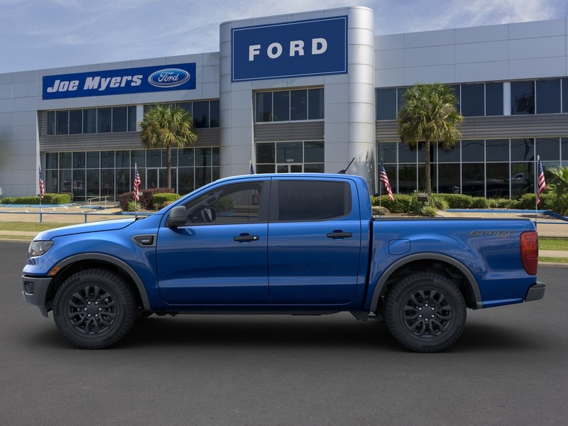 2020 Ford Ranger SuperCrew Cab 4x4, Pickup #LLA61314 - photo 4