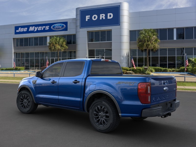 2020 Ford Ranger SuperCrew Cab 4x4, Pickup #LLA61314 - photo 2