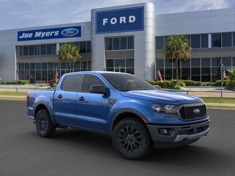 2020 Ford Ranger SuperCrew Cab 4x4, Pickup #LLA61314 - photo 7