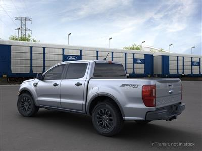 2020 Ford Ranger SuperCrew Cab 4x2, Pickup #LLA85296 - photo 2