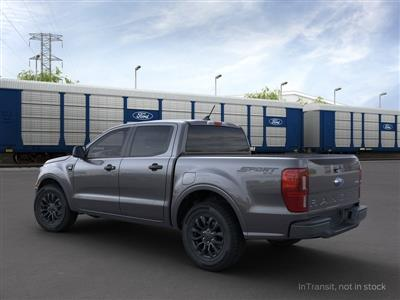 2020 Ford Ranger SuperCrew Cab 4x2, Pickup #LLA88190 - photo 2
