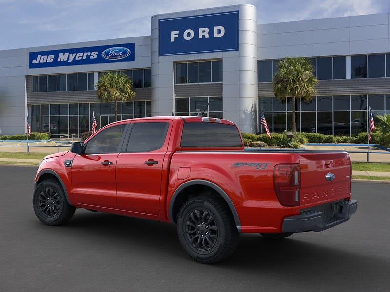 2020 Ford Ranger SuperCrew Cab 4x2, Pickup #LLA88191 - photo 2