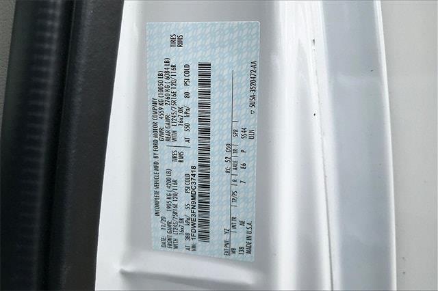2021 Ford E-350 4x2, Reading Service Utility Van #MDC37418 - photo 11