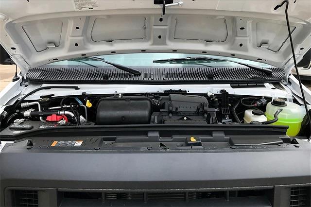 2021 Ford E-350 4x2, Reading Service Utility Van #MDC37418 - photo 12