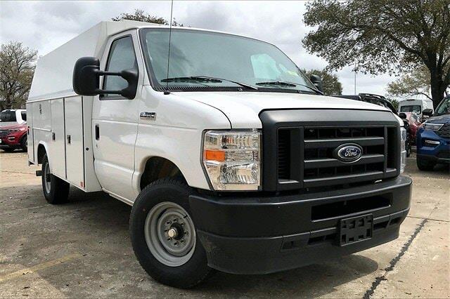2021 Ford E-350 4x2, Reading Service Utility Van #MDC37418 - photo 16