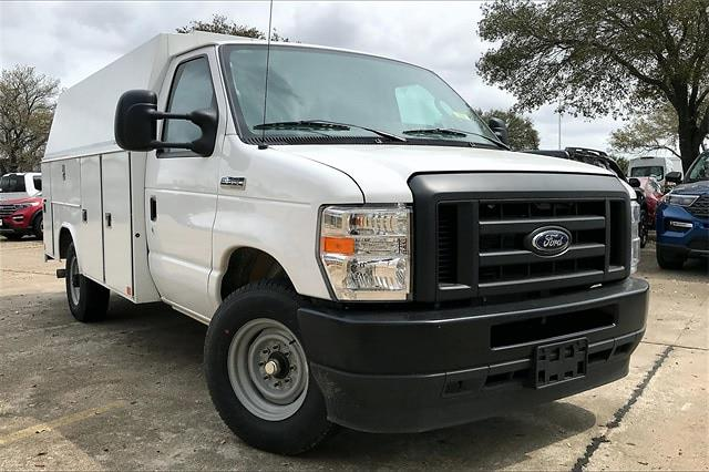 2021 Ford E-350 4x2, Reading Service Utility Van #MDC37418 - photo 1