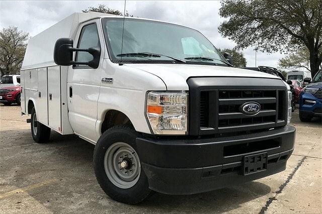 2021 Ford E-350 4x2, Reading Service Utility Van #MDC37418 - photo 26