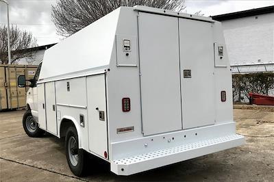 2021 Ford E-350 4x2, Reading Service Utility Van #MDC37418 - photo 2